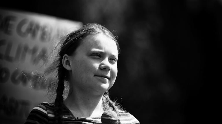Er dit brand lige så stærkt som Greta Thunbergs?
