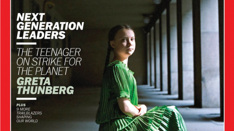 Greta Thunberg vækker os til live – hvad med din virksomhed, gør den?
